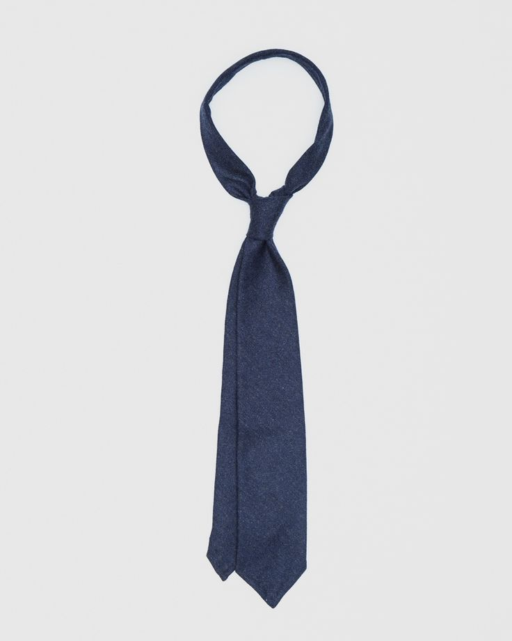 Cashmere Melange Tie