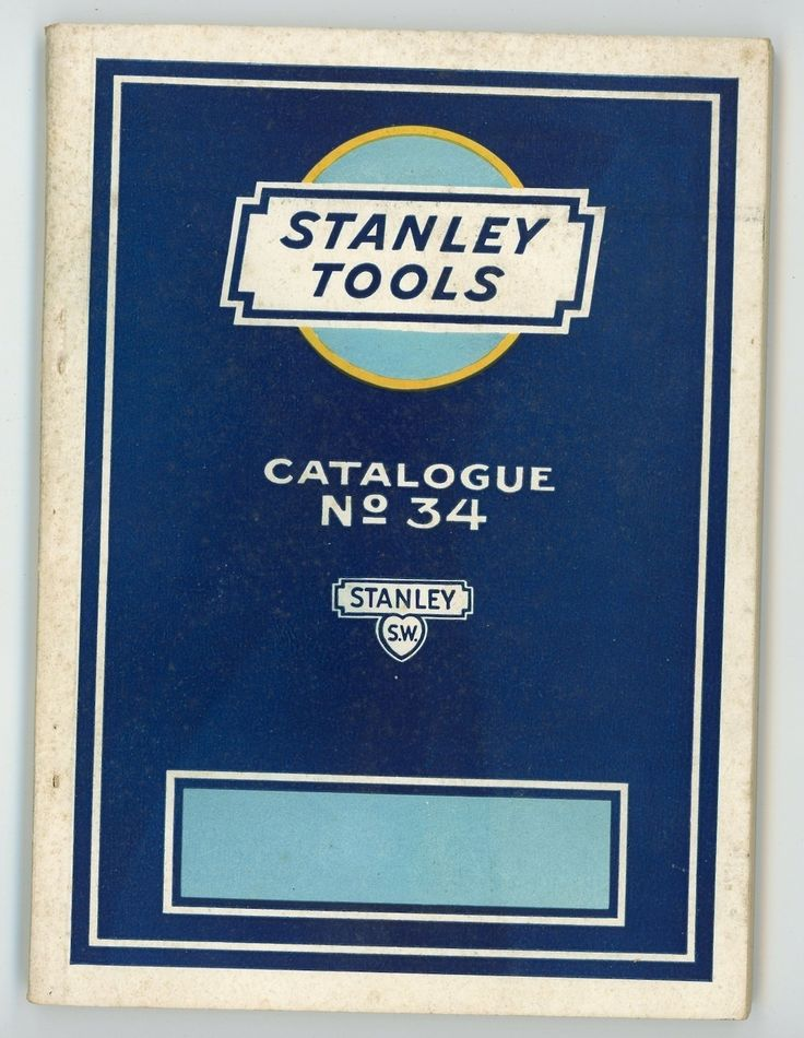 dating vintage stanley tools Stanley n o 78 duplex, rabbet & fillester walter, john antique & collectable stanley tools, guide to identity and early 20th century stanley tools.
