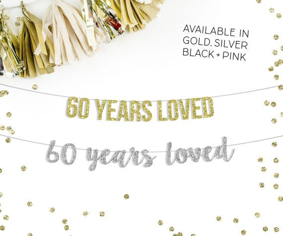 25+ Best Ideas About 60th Birthday On Pinterest