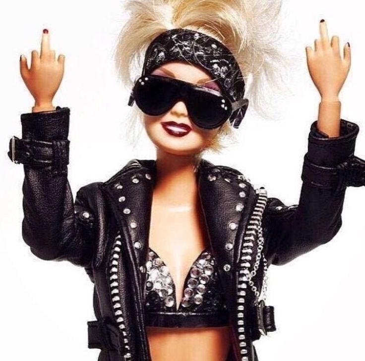 Alternative barbie