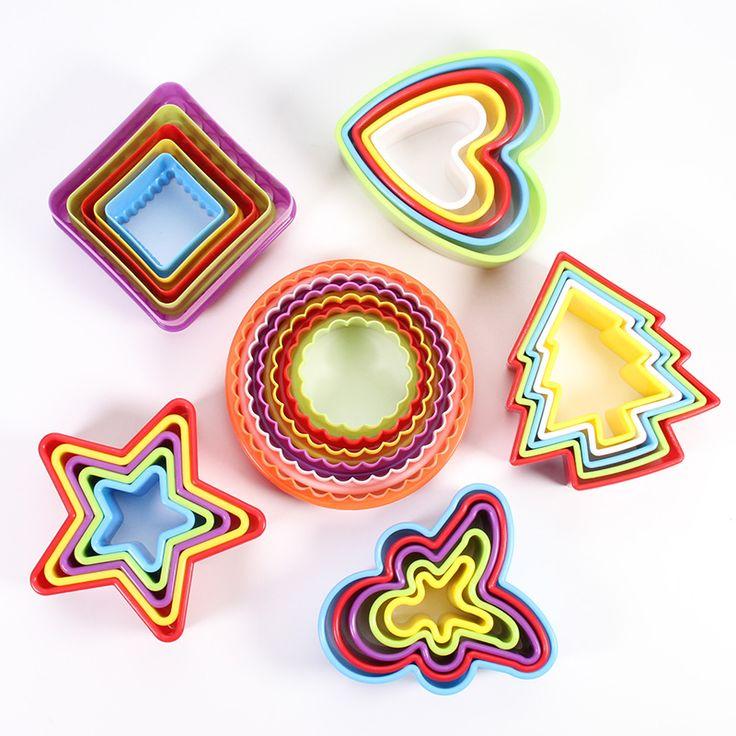[US $2.09] Leeseph Multi-style plastic Circle Cookie Cutter  #circle #cookie #cutter #leeseph #multistyle #plastic
