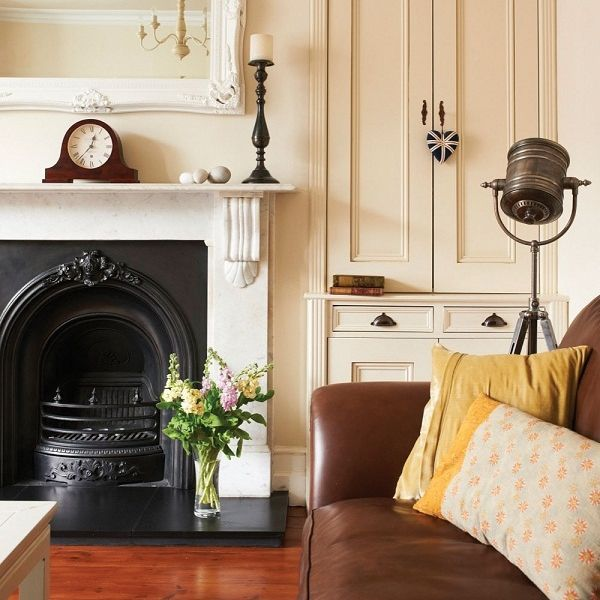 Turning a run-down Edwardian house into a character-filled family home was  more than just a passing fancy for Hannah Gooch, as it led to her setting  up an interior design business of her own.  When Hannah and Richard Gooch moved in to their three bedroom Edwardian  home south east London, fin