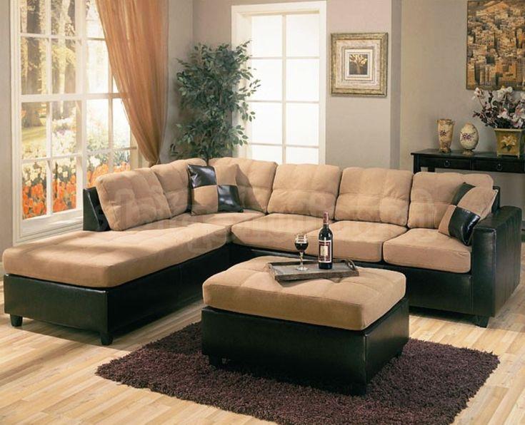 Best 25 Tan Sectional Ideas On Pinterest  Living Room Decor Glamorous Sectional Living Room Sets Design Decoration