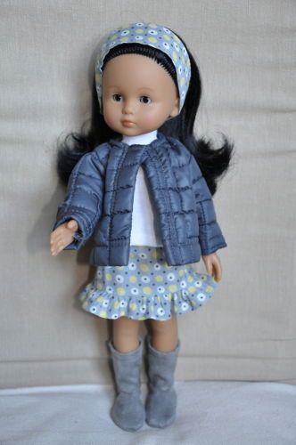 Ensemble jupe doudoune avec bottes pour poupée 33 cm compatible Chéries Corolle in Jouets et jeux, Poupées, vêtements, access., Autres | eBay