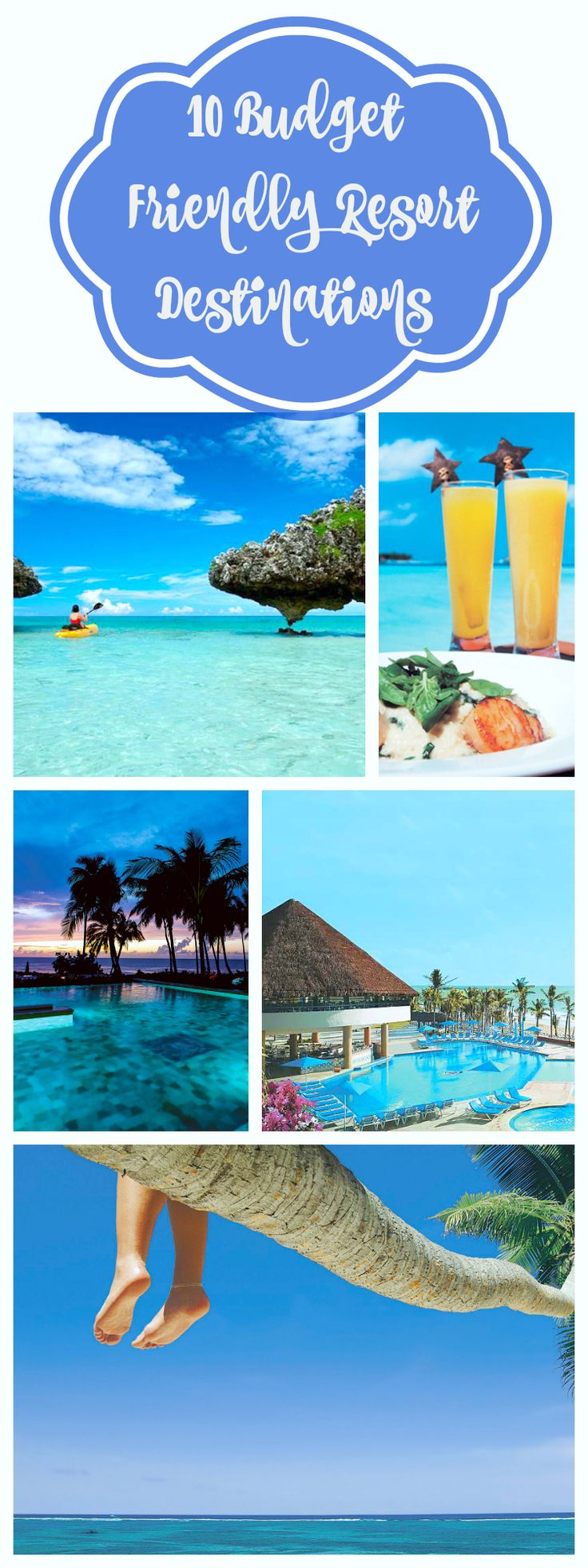 Want a tropical warm escape trying to run away from the for All inclusive winter vacations