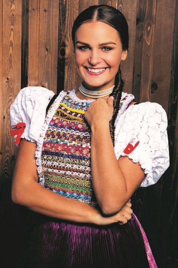 Slovak costumes of various regions vol. 2 - Pictures of lost world