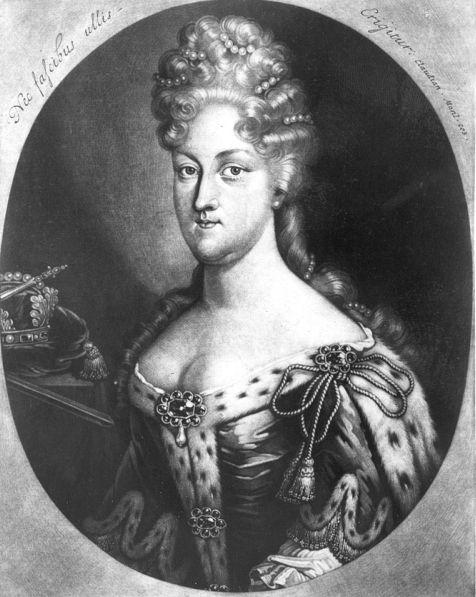 Queen Christiane Eberhardine
