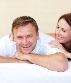 Men should always strive to keep things lively in the bedroom. Learn healthy ways to improve your sexual performance and last longer between the sheets.