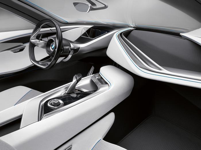 Bmw Vision Efficientdynamics Hybrid Interior Concept