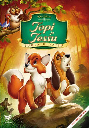 Disney klassikko 24 - Topi ja Tessu