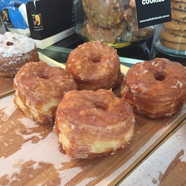 Cronuts at Brunch & Co | Daily Addict