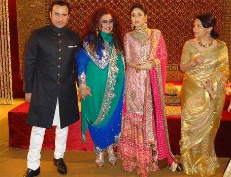 saif ali khan at his wedding..