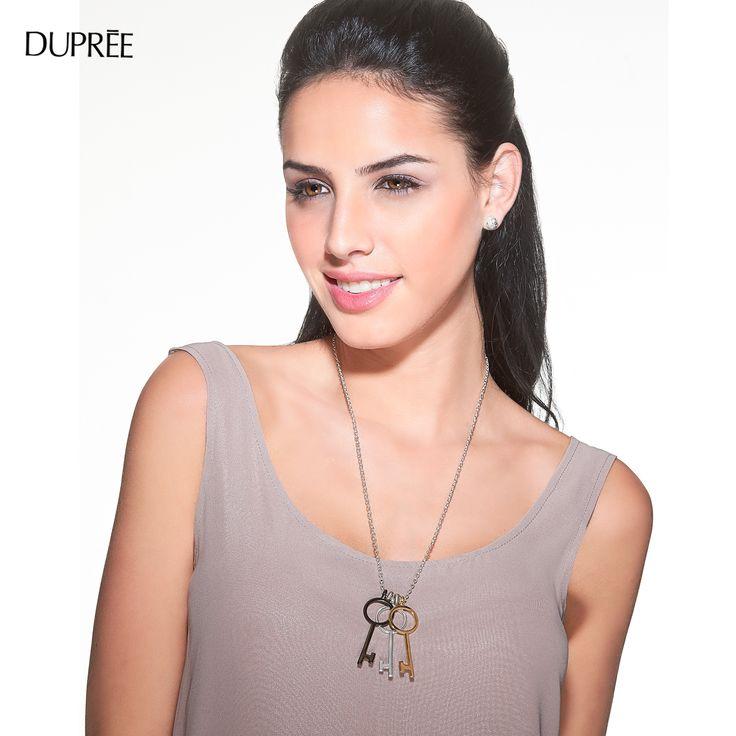 Accesorios de tendencia. #collares moda femenina DUPREE