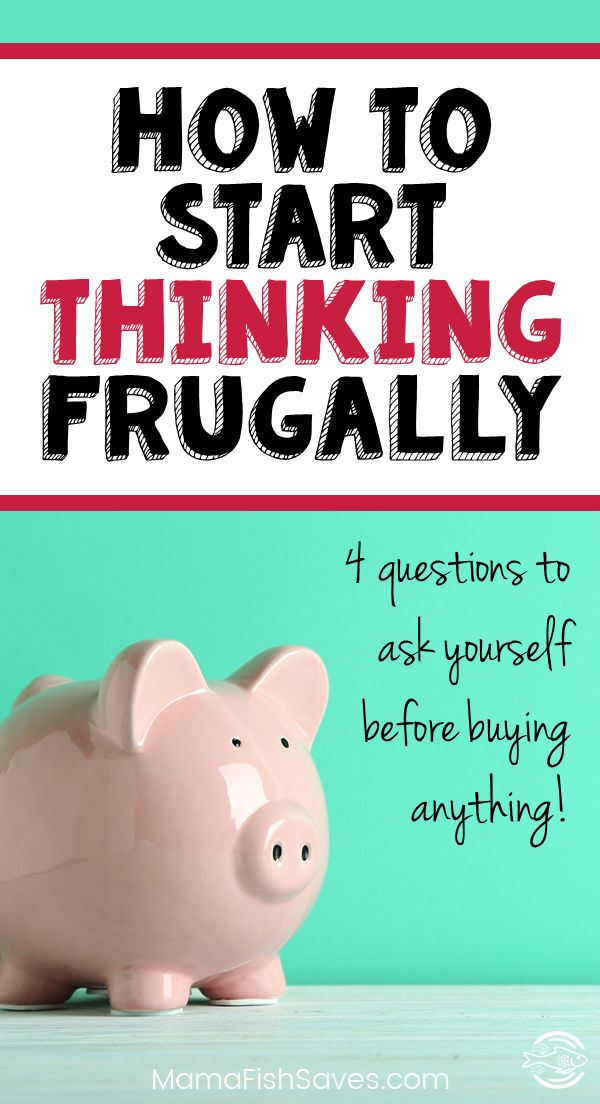 How to live frugally: Questions to ask before buying