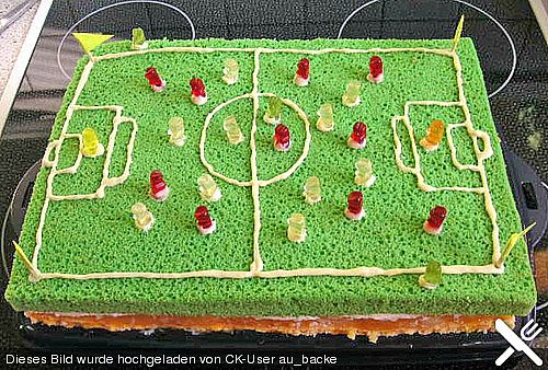 Kicker-Kuchen