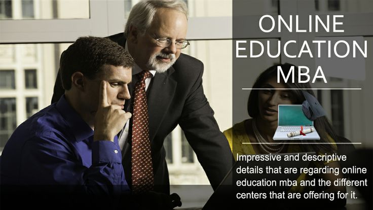 Impressive and descriptive details that are regarding #onlineeducationmba and the different centers that are offering for it.