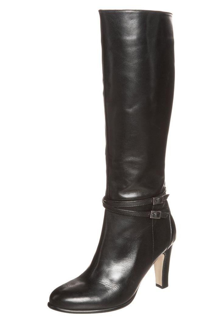 Buffalo - High Heel Stiefel - schwarz                                                                                                                                                                                 Mehr