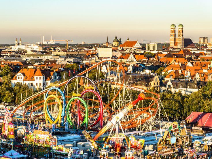 Das bietet München abseits des Oktoberfests