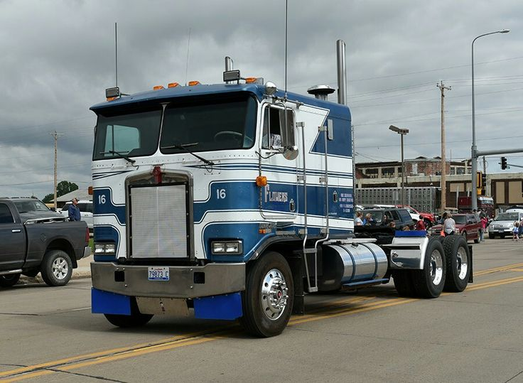634 Best Images About Big Rigs And 18 Wheelers On