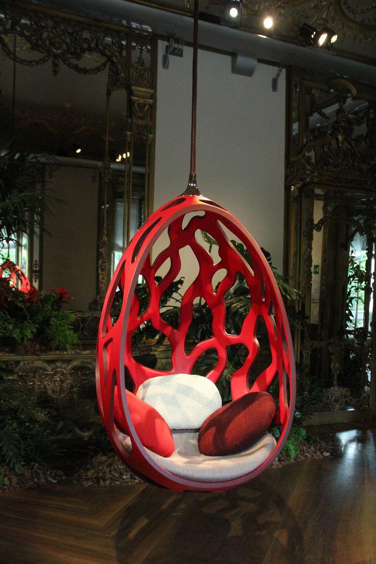 @Tom Dixon at #iSaloni #MilanDesignWeek #LouiVuitton #TomDixon #CovetEdition #coveted #interiordesigmagazine #lighting