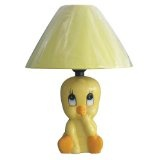 Checkolite Bird Table Lamp, Yellow (Tools & Home Improvement)By Checkolite