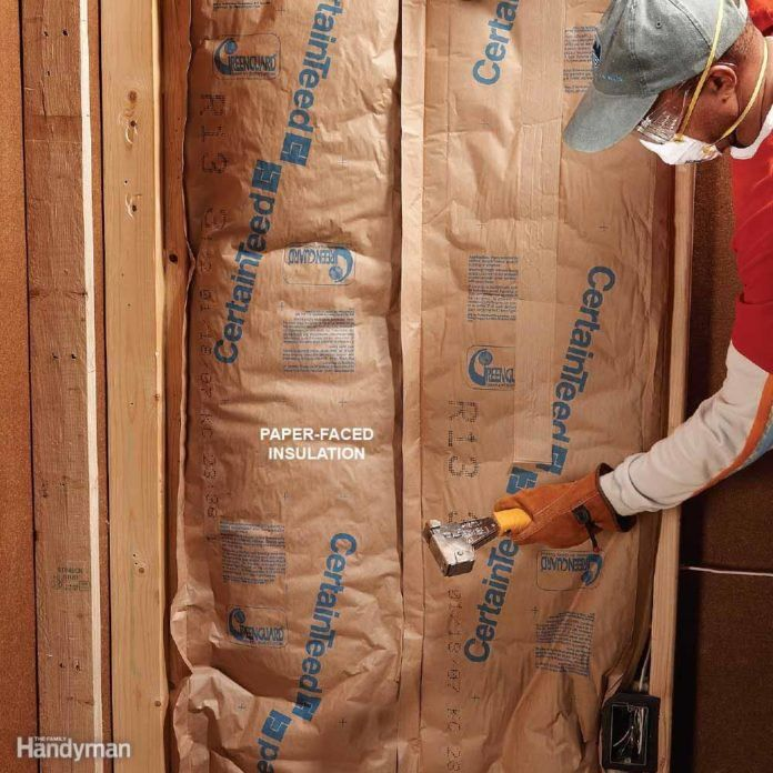 10 Tips To Improve Wall Insulation Wall Insulation Wall