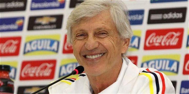 José Pekerman llega a Barranquilla para preparar partidos de Colombia