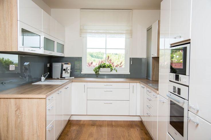 Moderní kuchyně | Kuchyně Denisa | Fotogalerie realizací kuchyní | SIKO KUCHYNĚ
