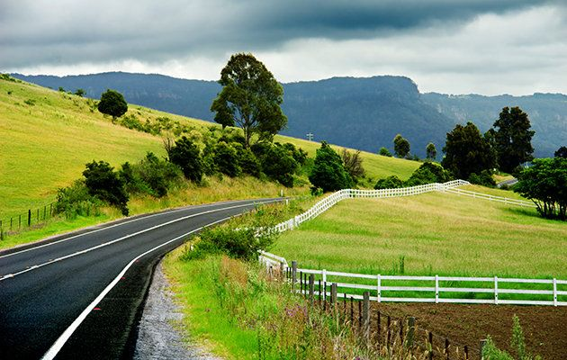 By car, motorcycle or bicycle, there's no better place for a road trip than beautiful Australia.