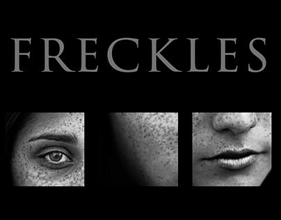 "Check out new work on my @Behance portfolio: ""Freckles"" http://be.net/gallery/33549227/Freckles"