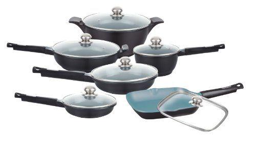 20 Best Ceramic Cookware Set Images On Pinterest