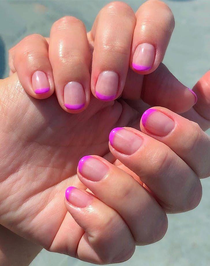 10 Nail Art Ideas To Wear Through September Basic Nails Nails Nail Polish