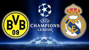 Borussia Dortmund vs Real Madrid Live
