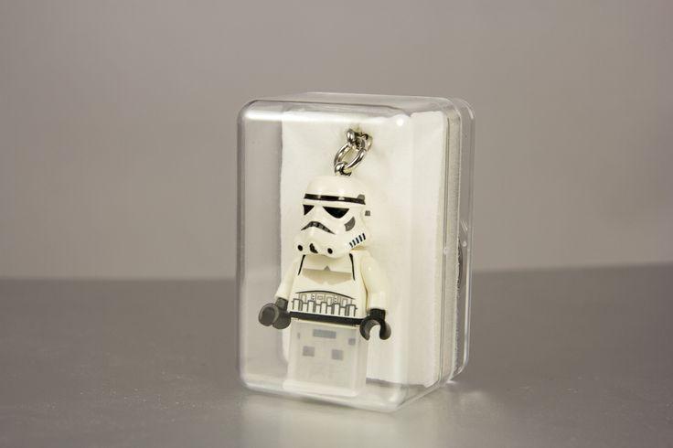 #Stormtrooper #Pendrive 8GB #USB #lego #flash #pendrive #minifigures #handmade #brick-craft http://pl.dawanda.com/shop/brickcraft