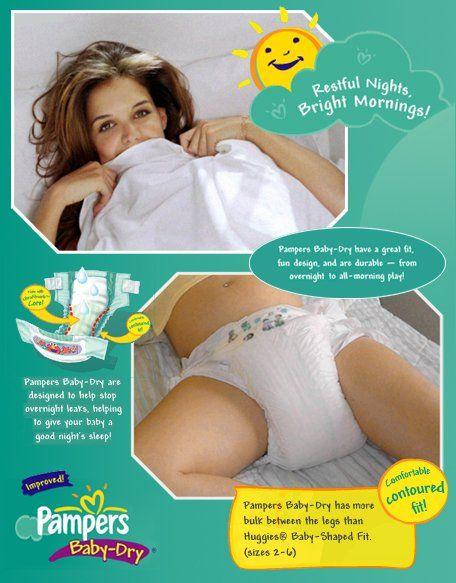 Adult baby diaper stories