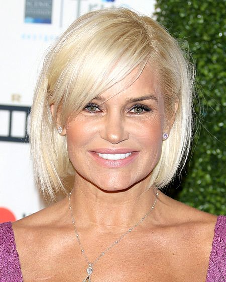 Yolanda Foster If there were a woman to look like when I'm older, she's it. MAJ girl crush!