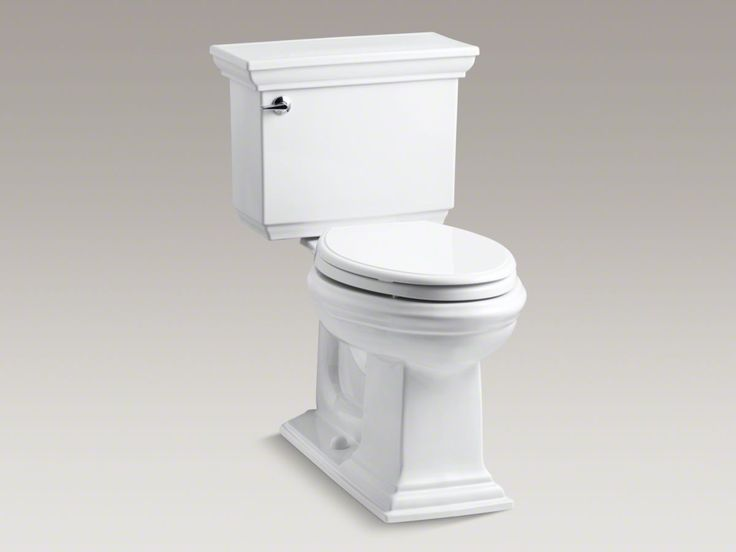 elongated bowl toilet dimensions. Memoirs  Classic Comfort Height one piece elongated GPF toilet with Class Five flush system and left hand trip lever Best 25 Ada height ideas on Pinterest Handicap