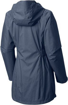 Mountain Hardwear Finder Rain Parka - Women's