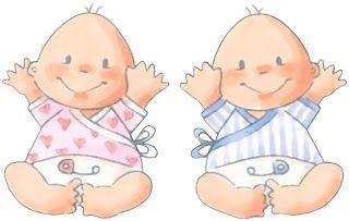 Imagens para Decoupage: Bebês