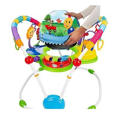 Baby Activity Jumper Bouncer Toy Infant Musical Learning Child Seat Educational