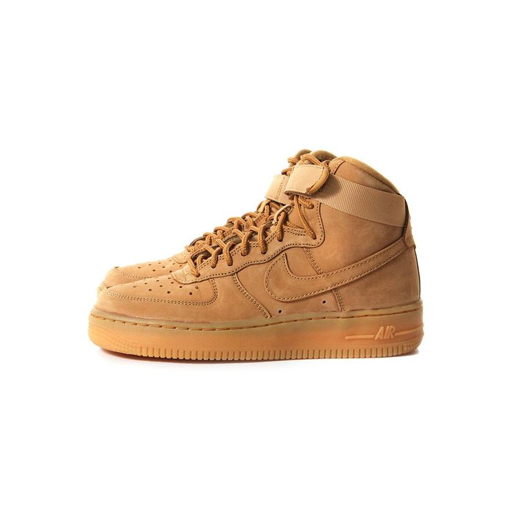 new product 69f58 955d3 QVG401604386 Nike Concepts International Nike Air Force 1 High 07 LV8 WB  (FlaxFlax Nike Air Force 1 Hi 07 Flax.