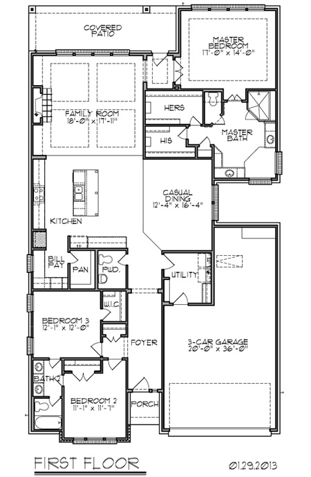 Trendmaker Homes 2473 Sq Ft With Images Floor Plans