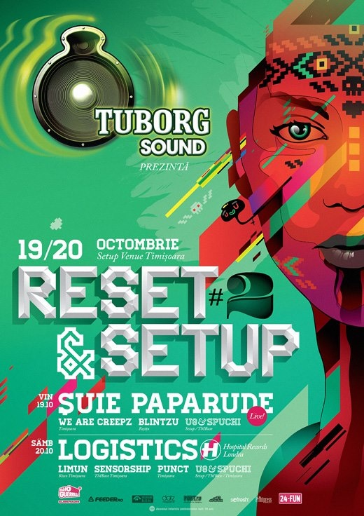 Tuborg Sound Reset & Setup #2