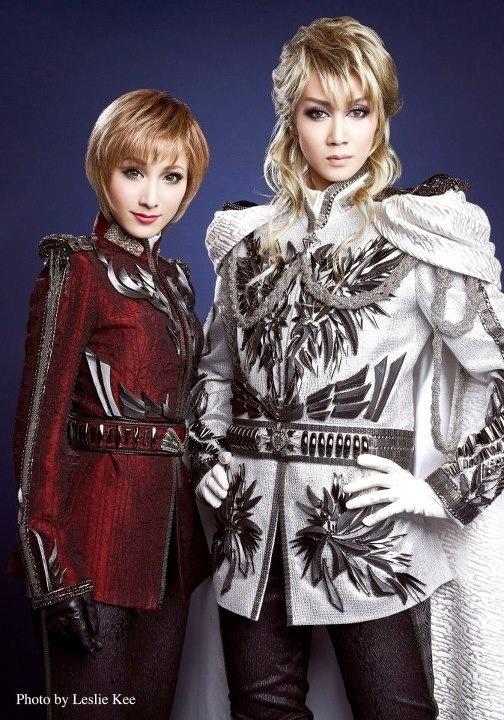 Takarazuka Galactic Heroes Cosmos Troupe