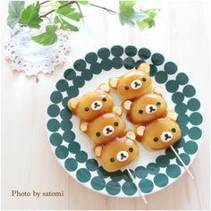 リラックマ芋もち