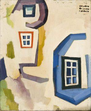 Janellas e Postigos - 1915