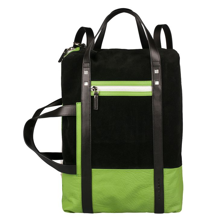 Eta Bag from the Piquadro FW15 collection designed by Giancarlo Petriglia