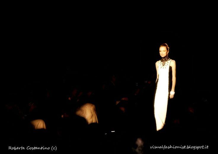 Visual Fashionist: Renato Balestra Haute Couture Alta Roma Spring Summer 2014 (FOTO e VIDEO)