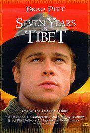Sedam godina na Tibetu Poster