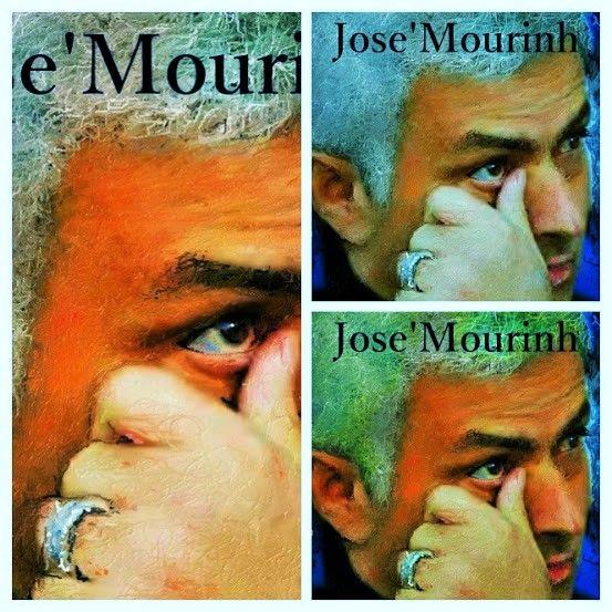 José Mourinh ジョゼ・モウリーニョをお絵描きしました、彼こそが最高のサッカー監督だと思います。  Peerless Guitar - マルセロモデル http://youtu.be/Q3IHdOCt6sI